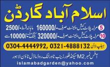 Islamabad Garden