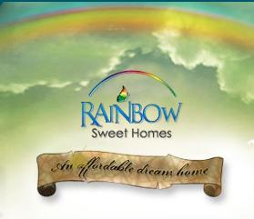 Rainbow Sweet Homes Karachi Logo