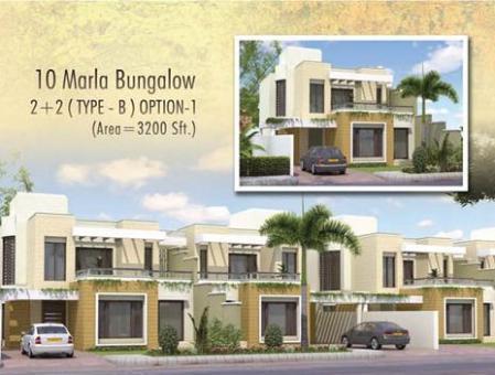 Ibrahim Livena - 10 Marla Bungalow Type B