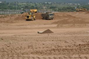 Bahria Enclave Islamabad development work -10