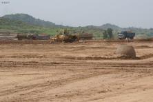 Bahria Enclave Islamabad development work -14