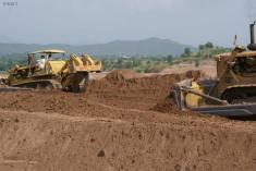Bahria Enclave Islamabad development work -2