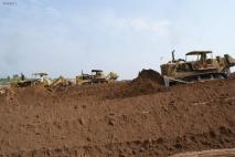 Bahria Enclave Islamabad development work -3