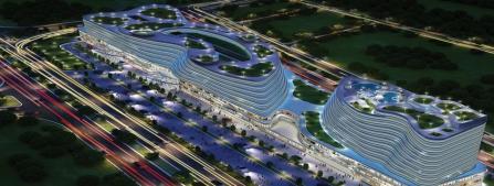 World Trade Center Islamabad - Master Plan or Layout plan