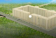 Lifestyle Residency Islamabad - Conceptual View