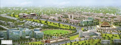 Naya Nazimabad Housing City Karachi - Master Plan 2