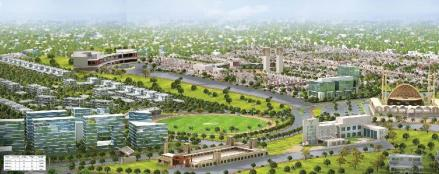 Naya Nazimabad Housing City Karachi - Master Plan