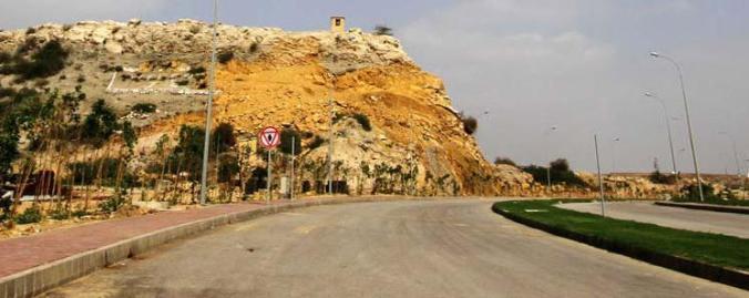 Naya Nazimabad Housing Karachi - Roads