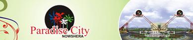 Paradice City Noshera Logo