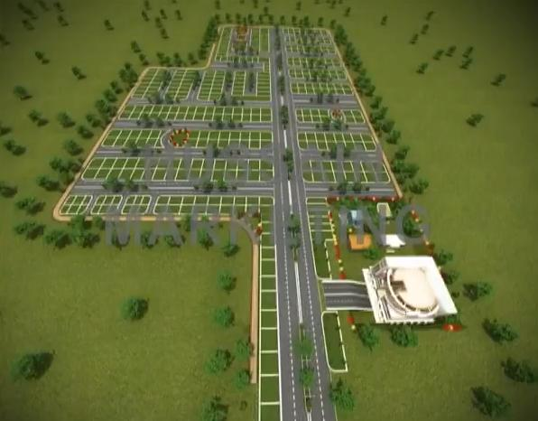 Pace City Multan - Master Plan
