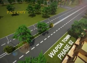 Pace City Multan Near WAPDA Town Phase 2