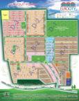 Euro City Kharian Master Plan or layour