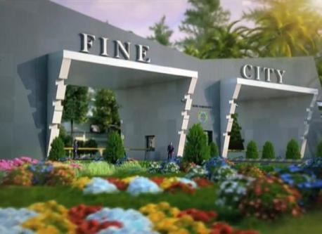 Fine City Multan Conceptual View