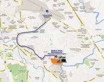 Safari View Residencia Location Map