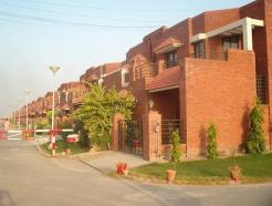 valancia homes lahore street view