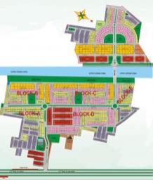 Citi Housing Gujranwala - Layout / Master Plan