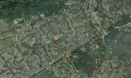 Location Map Sector G-7 Islamabad -1