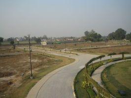 Canal View Faisalabad - Development Work view 7