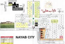 Nayab City Extension Multan - Master or Layout Plan