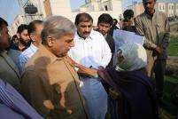 Shahbaz Sharif Visits Ashiana Housing Project Lahore 2