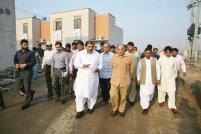 Shahbaz Sharif Visits Ashiana Housing Project Lahore 3