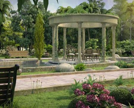 Cantt Avenue Multan - Green Park