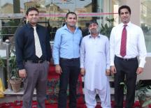 New York Real Estate and Builders Office inauguration participitants Rawalpindi - Islamabad