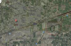 Satellite and Location Map of Ashiana Housing Scheme Sahiwal