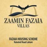 Zaamin Fazaia Villas Lahore Logo