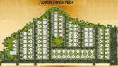 Zaamin Fazaia Villas Lahore - Master Plan
