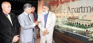 Defence DHA Executive Appartments Inaugurated in Lahore