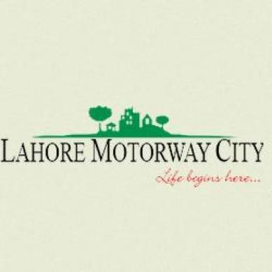 Lahore Motorway City Logo