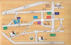 Committee Gha map in Rawalpindi