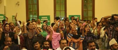 Benazir Town plots balloting Results in Karachi (5)