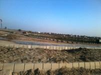 Lahore Motorway City development work 3