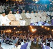 Sohni Dharti Housing Scheme Multan inauguration Ceremony