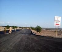 Icon Villas Multan Phase II Roads Development Work in Progress