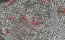 Bahria Town Icon Tower Clifton Karachi - Location Map
