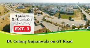 DC Colony Gujranwala