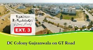DC Colony Gujranwala