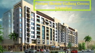 Fortune Destiny Apartments Gulberg Greens Islamabad