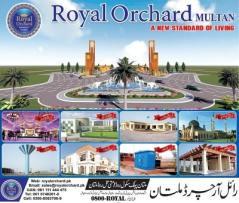 Royal Orchard Multan, Sahiwal and Sargodha