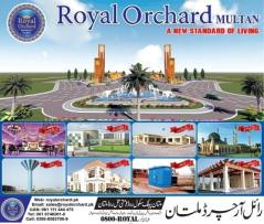 Royal Orchard Multan, Sahiwal and Sargodha