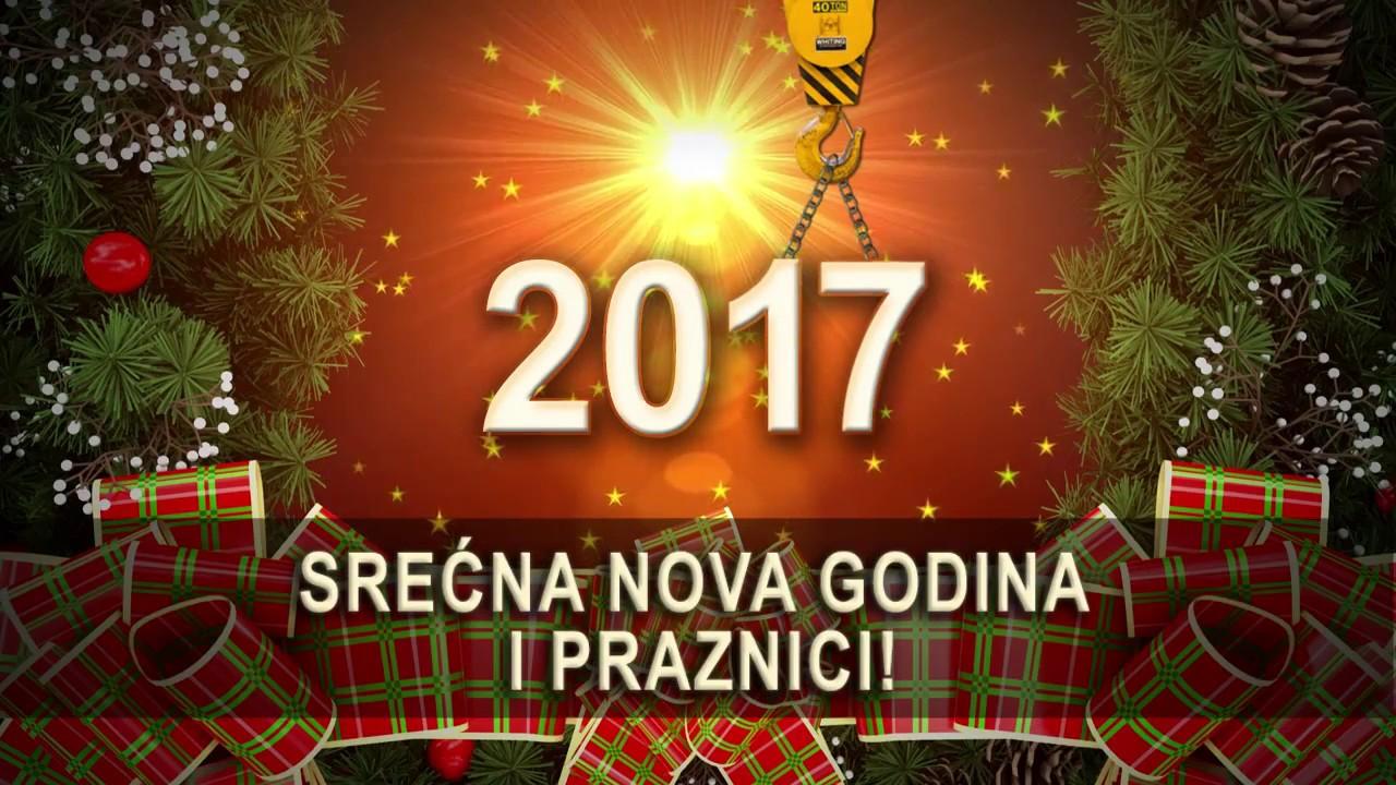 Srećna Nova godina