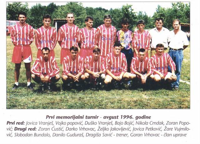 FK Župa 1996