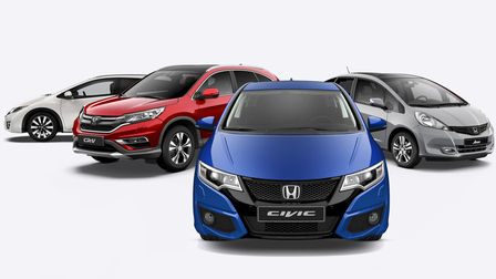 Image result for honda fleet