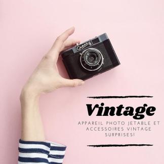 Ma Box Photo Vintage