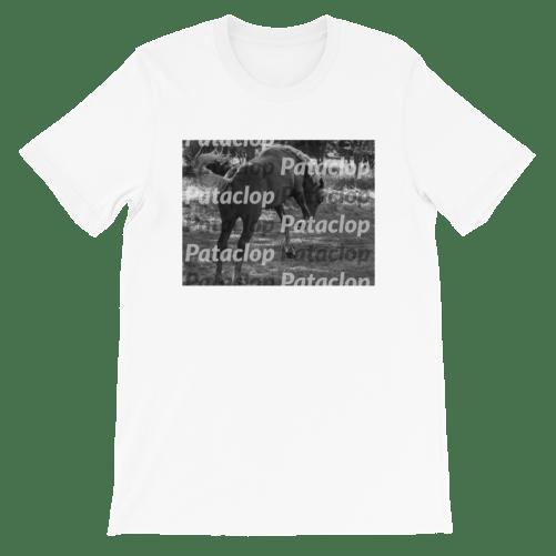 t-shirt pataclop droite