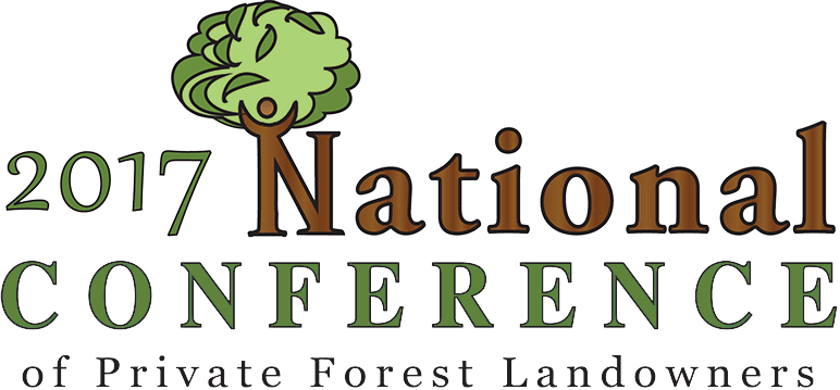 2017 National Conference Private Forest Landowners