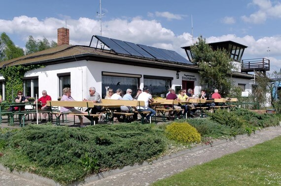 Restaurant Stolpervogel - Fläming Air